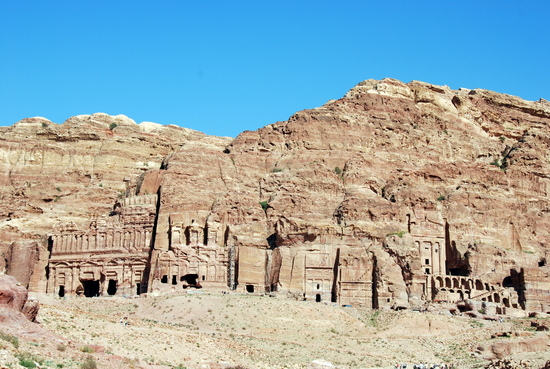 The old neighborhood, Petra